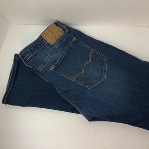 American Eagle 32x32 Slim Straight Jeans Like New